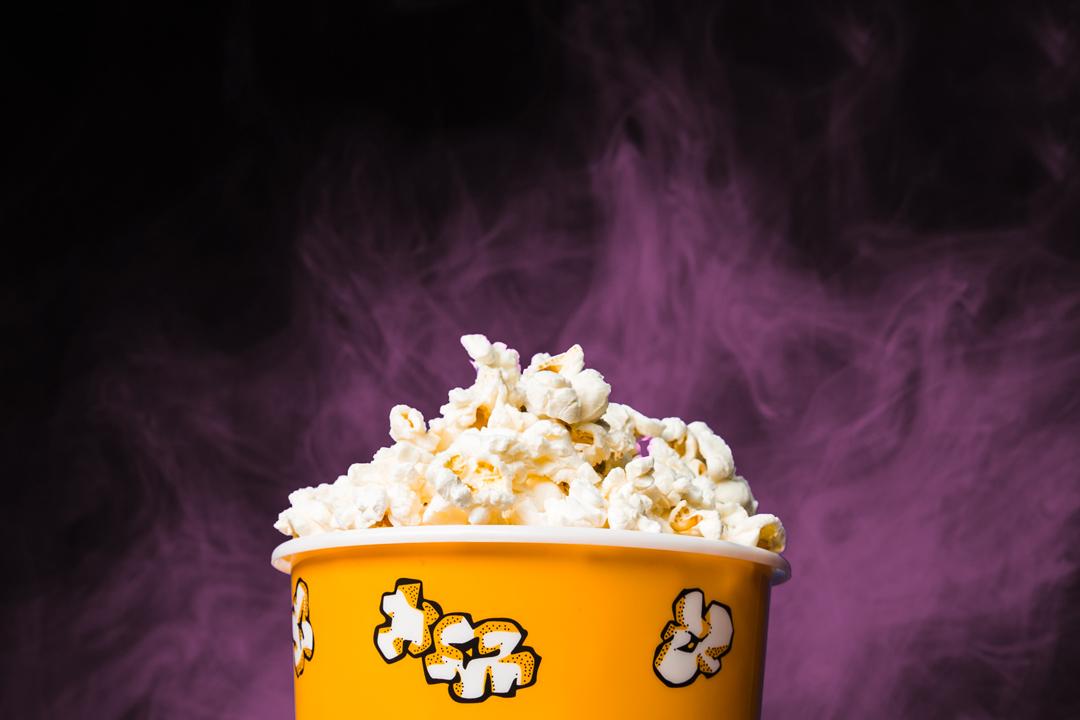 Was ist eine Popcorn Lunge?