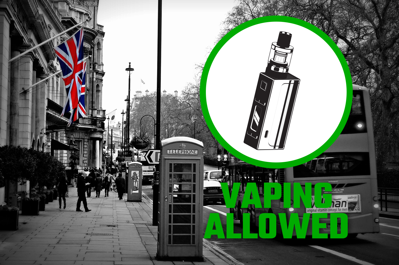Gesünder leben mit E-Zigaretten