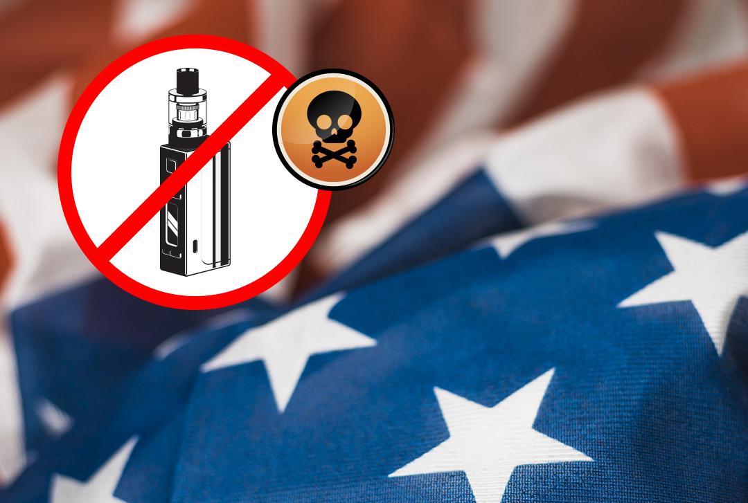 Bald keine Aroma-Liquids mehr in den USA?