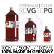 rauchFREI Liquids - Base #germanDRIPclub