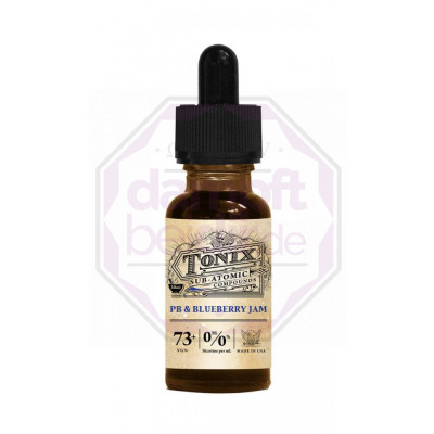 Tonix E-liquid - Tangy Tart 30ml