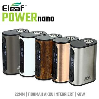Eleaf Power Nano Mod - 40 W Akkuträger