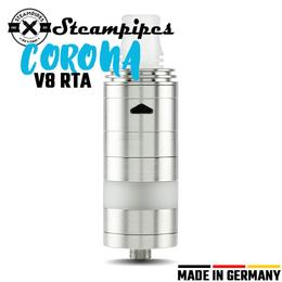 Steampipes Corona V8 RTA 8,7ml Verdampfer