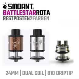 Smoant Battlestar RDTA - 24mm 2ml Tank
