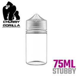 Chubby Gorilla - 75ml Stubby PET Unicorn Flasche