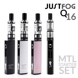 JustFog Q16 Kit - 1,9ml 900mAh MTL Set