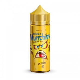 Vaporist - Midnight Munchies - O.G. Banana 100ML