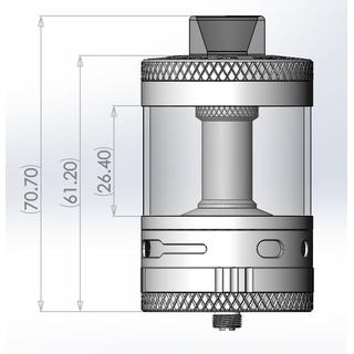Steamcrave Titan 28ml/18ml  RDTA