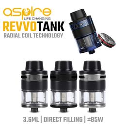 Aspire Revvo Tank - 3,6ml 24mm Verdampfer