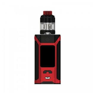 Wismec Sinuous Ravage Kit 200W TC Rot