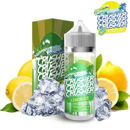 Crusher E-Liquid - Lemon Ice 100ml