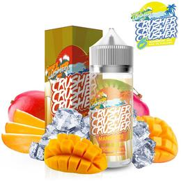 Crusher E-Liquid - Mango Ice 100ml