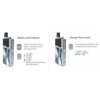 Lost Vape Origin Kit - 3ml 950mAh Orion DNA Podsystem