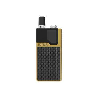Lost Vape Origin Kit - 3ml 950mAh Orion DNA Podsystem Gold/Carbon