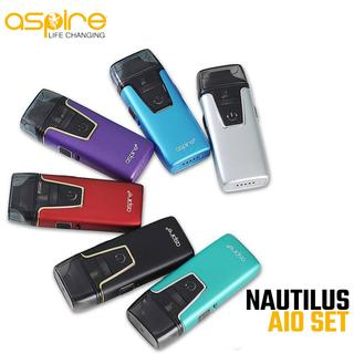 Aspire Nautilus AIO Kit - 4,5ml 1000mAh