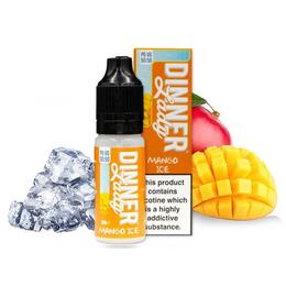 Dinner Lady 50/50 Liquid - Mango Ice 10ml