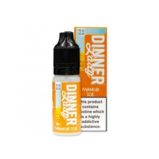 Dinner Lady 50/50 - Mango Ice 10ml 12mg/ml