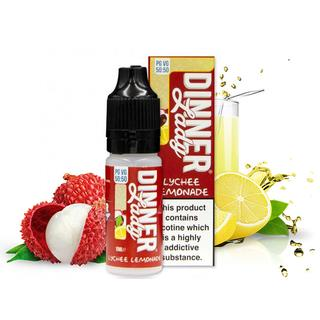 Dinner Lady 50/50 - Lychee Ice 10ml
