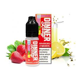 Dinner Lady 50/50 Liquid - Strawberry Ice 10ml