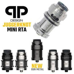 qp Design JuggerKnot Mini RTA Tank - 4,5ml 24mm Verdampfer