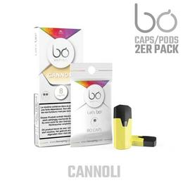 BO Vaping Pods - Cannoli