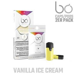 BO Vaping Pods - Vanilla Ice Cream