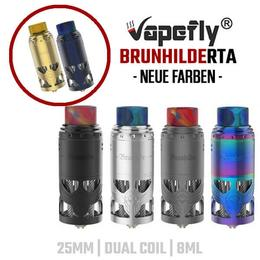 Vapefly Brunhilde RTA - 8ml 25mm Tank Verdampfer