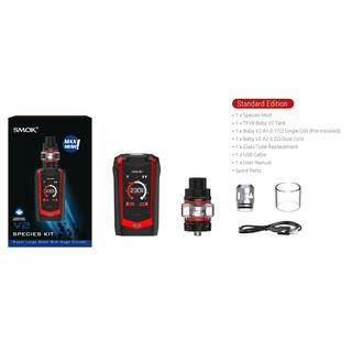SMOK Creature Species Kit - Mini V2 Tank 5ml 230W Set