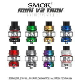 SMOK Mini V2 Tank - 5ml 25mm Verdampfer