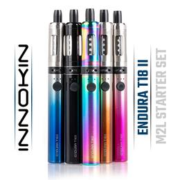 Innokin Endura T18 II Kit - 2,5ml 1300mAh MTL Set