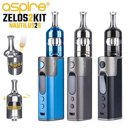 Aspire Zelos 2.0 Kit - Nautilus 2S 50 W 2500mAh Set