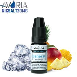 Avoria Nikotinsalz - General NicSalt Liquid 20mg/ml 10ml