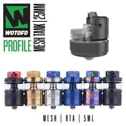 Wotofo Profile Unity RTA - 5ml 25mm Mesh Verdampfer