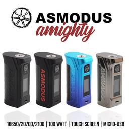 Asmodus Amighty - 100 Watt Touch Screen
