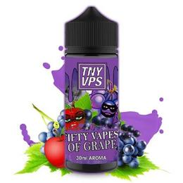 Tony Vapes Aroma  - Fifty Vapes of Grape 30ml