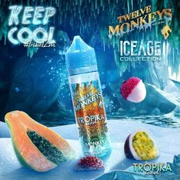 Twelve Monkeys Liquids IceAge - Tropika Iced 50ml