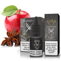 Aura Nicotine Salt - Temptation 10ML 20MG