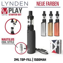 Lynden Play Kit - 2ml 1500mAh MTL Set