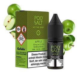 Pod Salt Nikotinsalz - Apple 10ML 20MG