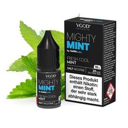 VGOD Nikotinsalz - Mighty Mint 10ML 20MG
