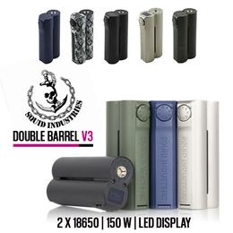 Squid Industries Double Barrel V3 - 150 Watt TC