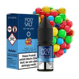Pod Salt Nikotinsalz - Bubble Blue 10ML 20MG