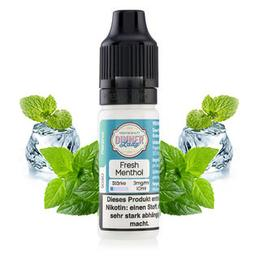 Dinner Lady 50/50 - Fresh Menthol 10ml