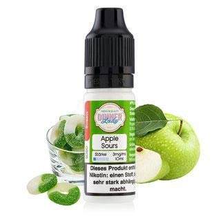 Dinner Lady 50/50 - Apple Sours 10ml
