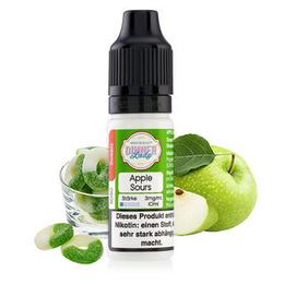 Dinner Lady 50/50 Liquid - Apple Sours 10ml