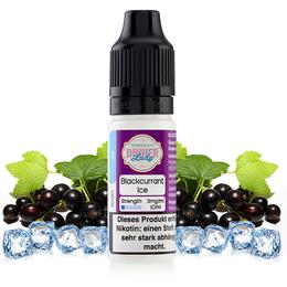 Dinner Lady 50/50 Liquid - Blackcurrant Ice 10ml