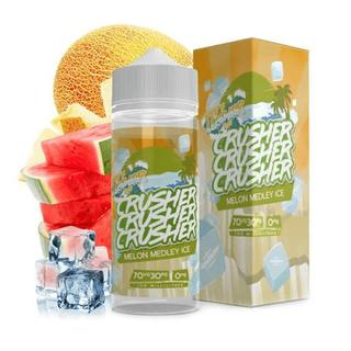 Crusher E-Liquid - Melon Medley Ice 100ml