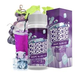 Crusher E-Liquid - Grape Slush Ice 100ml