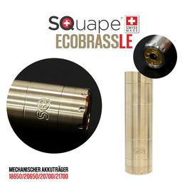 SQuape Mecanic - Ecobrass Limited Edition