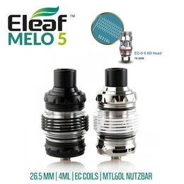 Eleaf Melo 5 Tank - 4ml 26,5mm Verdampfer